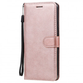 Book Case Xiaomi Redmi 9 Hoesje - Rose Gold