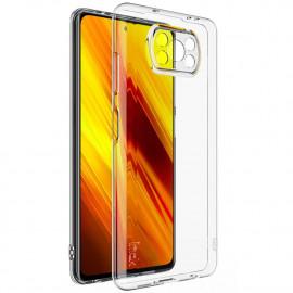 Transparant TPU Xiaomi Poco X3 Hoesje