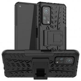 Rugged Kickstand Xiaomi Mi 10T Pro 5G Hoesje - Zwart