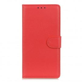 Book Case Nokia 1.4 Hoesje - Rood