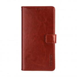 Book Case Xiaomi Poco X3 Pro Hoesje - Bruin