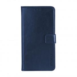 Book Case Xiaomi Poco X3 Pro Hoesje - Donkerblauw