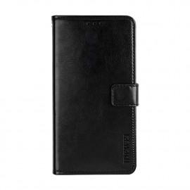 Book Case Xiaomi Poco X3 Pro Hoesje - Zwart