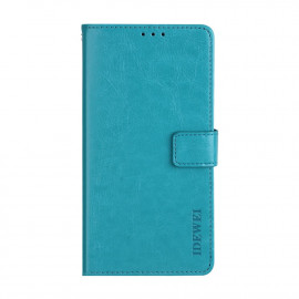 Book Case Xiaomi Poco X3 Pro Hoesje - Lichtblauw