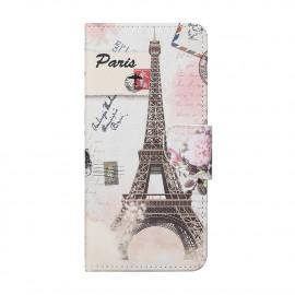 Book Case Nokia 1.4 Hoesje - Eiffeltoren