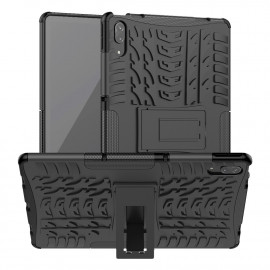 Rugged Kickstand Lenovo Tab P11 Pro Hoesje - Zwart