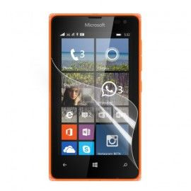 Screen Protector Microsoft Lumia 532 - Clear