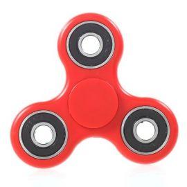 Fidget Spinner Anti-Stress Tri - Rood