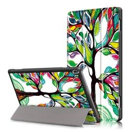Smart Tri-Fold Case Lenovo Tab 4 10 - Colour Tree
