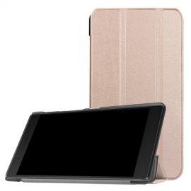 Tri-Fold Book Case Lenovo Tab 4 7 Essential - Rose Gold