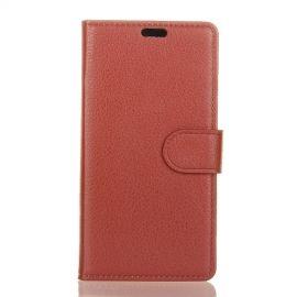 Book Case Hoesje Sony Xperia L2 - Bruin