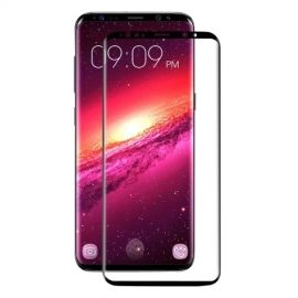Full Cover Tempered Glass Samsung Galaxy S9 - Zwart