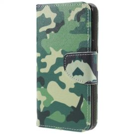 Book Case Hoesje Samsung Galaxy S9 - Camouflage