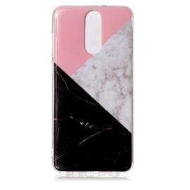 Marmer Design TPU Hoesje Huawei Mate 10 Lite