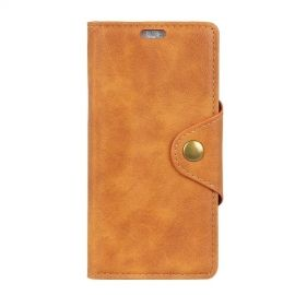 Luxe Book Case Nokia 3.1 Hoesje - Bruin