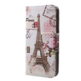 Book Case Samsung Galaxy J3 (2017) Hoesje - Eiffeltoren