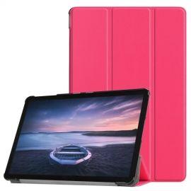 Smart Book Case Samsung Galaxy Tab S4 10.5 Hoesje - Roze