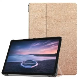 Smart Book Case Samsung Galaxy Tab S4 10.5 Hoesje - Rose Gold
