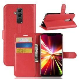 Book Case Huawei Mate 20 Lite Hoesje - Rood