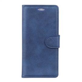 Luxe Book Case Samsung Galaxy A7 (2018) Hoesje - Blauw