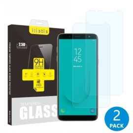 Tempered Glass Duo Pack Samsung Galaxy J6