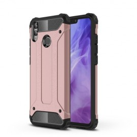 Armor Hybrid Honor 8X Hoesje - Rose Gold