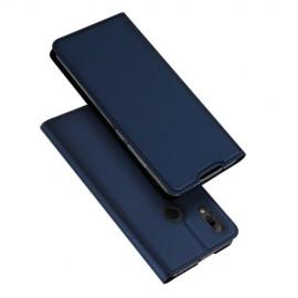 Dux Ducis Skin Pro Huawei P Smart 2019 Hoesje - Blauw