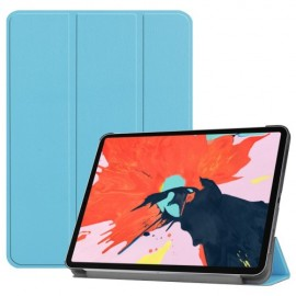 Smart Book Case Apple iPad Pro 12,9 (2018) Hoesje - Lichtblauw