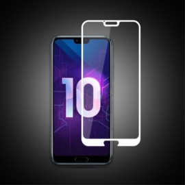 Full-Cover Tempered Glass Honor 10 - Wit