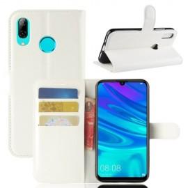 Book Case Huawei P30 Lite Hoesje - Wit