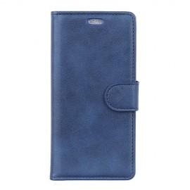 Luxe Book Case Samsung Galaxy S10 Hoesje - Blauw