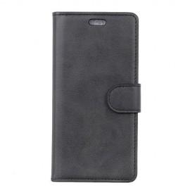 Luxe Book Case Huawei P30 Lite Hoesje - Zwart