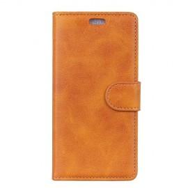 Luxe Book Case Huawei P30 Lite Hoesje - Bruin