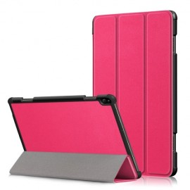 Smart Book Case Lenovo Tab P10 Hoesje - Roze