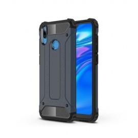 Armor Hybrid Huawei Y7 (2019) Hoesje - Donkerblauw