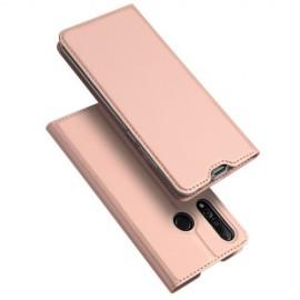 Dux Ducis Skin Pro Huawei P30 Lite Hoesje - Rose Gold
