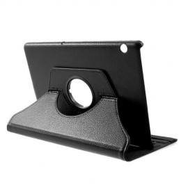 360 Rotating Case Huawei MediaPad T5 10 Hoesje - Zwart