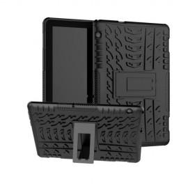 Rugged Kickstand Huawei MediaPad T5 10 Hoesje - Zwart