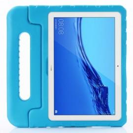ShockProof Kids Case Huawei MediaPad M5 Lite 10 Hoesje - Blauw