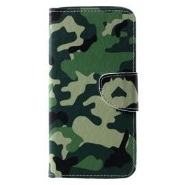 Book Case Huawei P30 Pro Hoesje - Camouflage