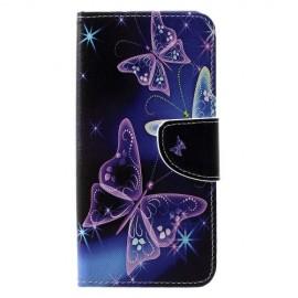 Book Case Huawei P30 Pro Hoesje - Vlinders