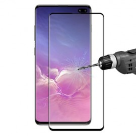 Full-Cover Tempered Glass Samsung Galaxy S10 Plus - Zwart