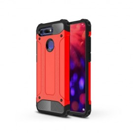 Armor Hybrid Honor View 20 Hoesje - Rood