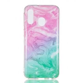Marmer Design TPU Samsung Galaxy A40 Hoesje