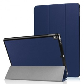 Smart Book Case iPad Air 10.5 (2019) Hoesje - Donkerblauw