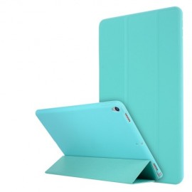 Smart Book Case iPad Air 10.5 (2019) Hoesje - Cyan