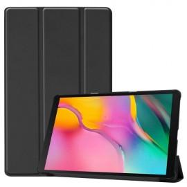 Smart Book Case Samsung Galaxy Tab A 10.1 (2019) Hoesje - Zwart