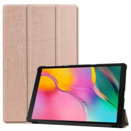 Book Case Samsung Galaxy Tab A 10.1 (2019) Hoesje - Rose Gold