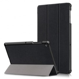 Smart Book Case Samsung Galaxy Tab S5e Hoesje - Zwart