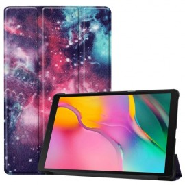 Smart Book Case Samsung Galaxy Tab A 10.1 (2019) Hoesje - Galaxy